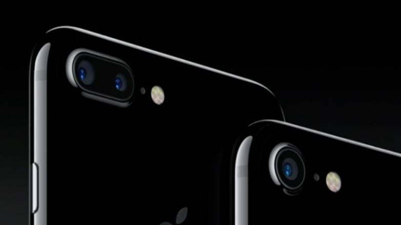 Apple iPhone 8 3D camera