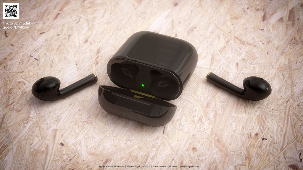Jet Black AirPods