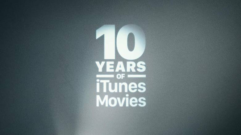 iTunes Movies 10 for 10
