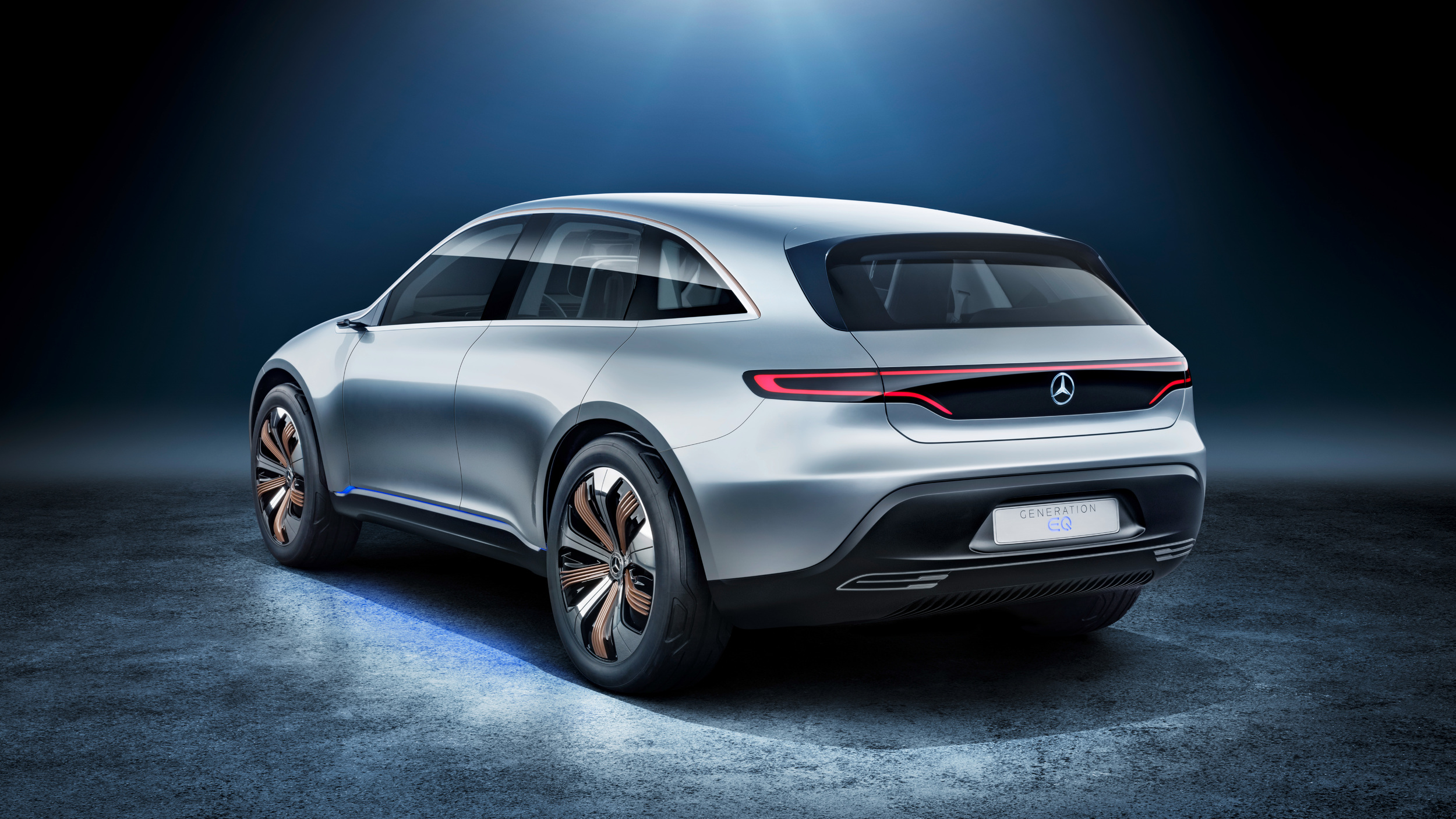 This is the generation eq stunning photos and video for New concept mercedes benz