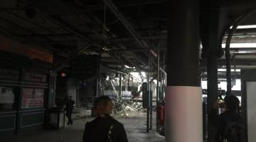 New Jersey Train Crash Hoboken
