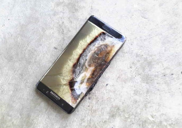 Galaxy Note 7 Explosions