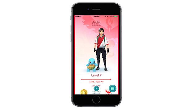 Pokemon Go Update Buddy Pokemon