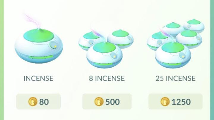 Pokemon Go Cheat Incense