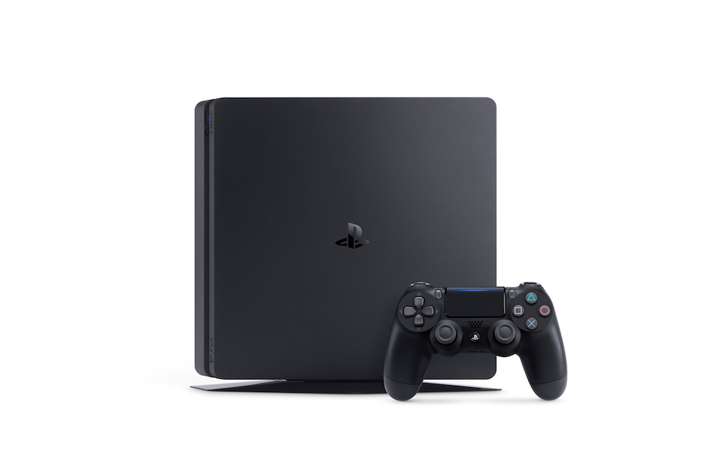 PS4 Slim Release Date Price