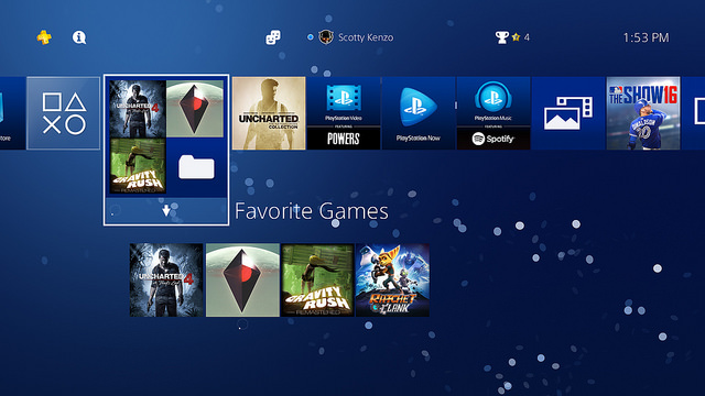 PS4 Update 4.00 Download