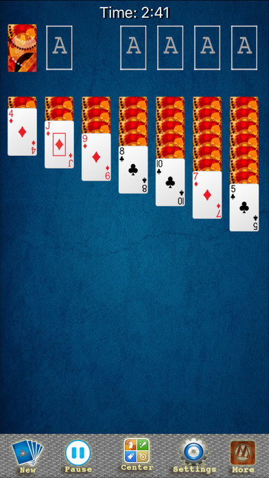 solitaire-freecell