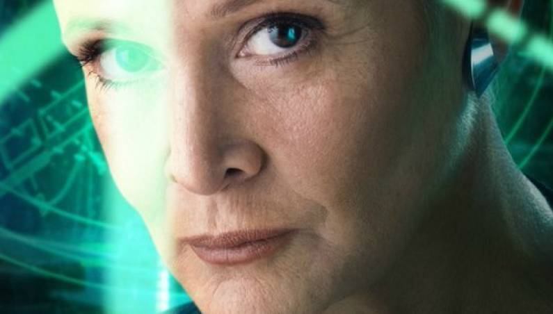 Star Wars: The Last Jedi Leia Death