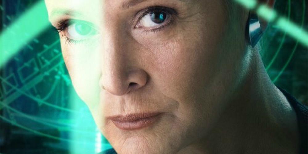 Star Wars Episode IX Princess Leia