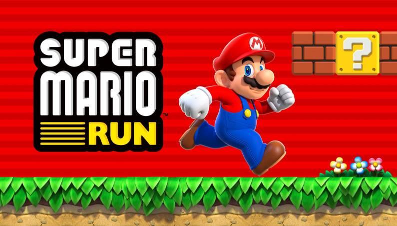 Super Mario Run Reveal