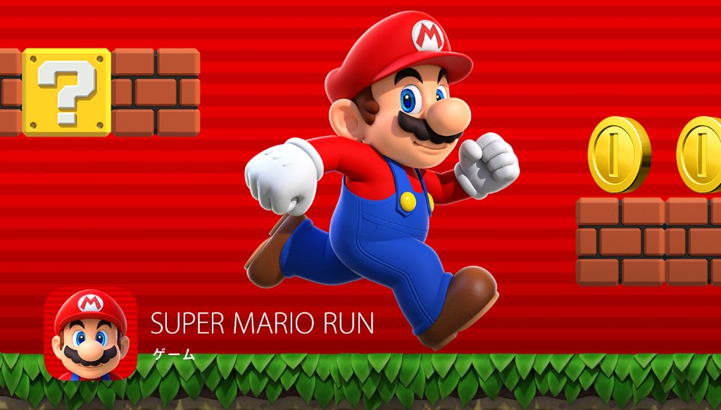 Super Mario Run vs. Pokemon Go