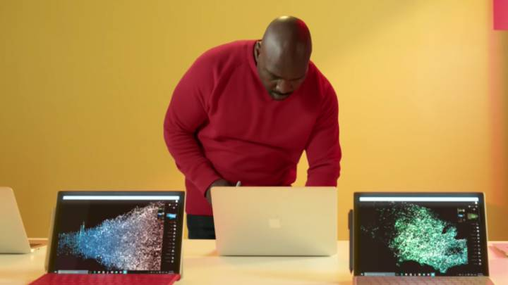 Surface Pro 4 vs MacBook