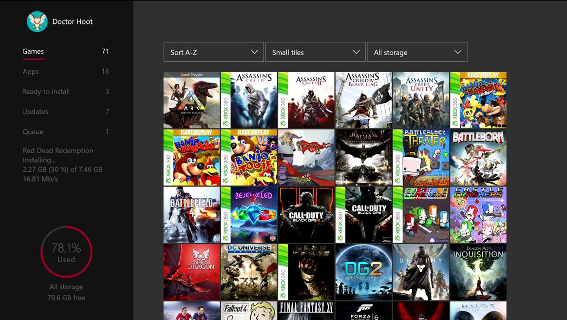Xbox One Summer Update
