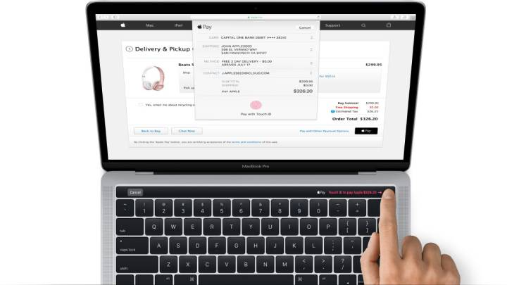 MacBook Pro 2016 Release Date