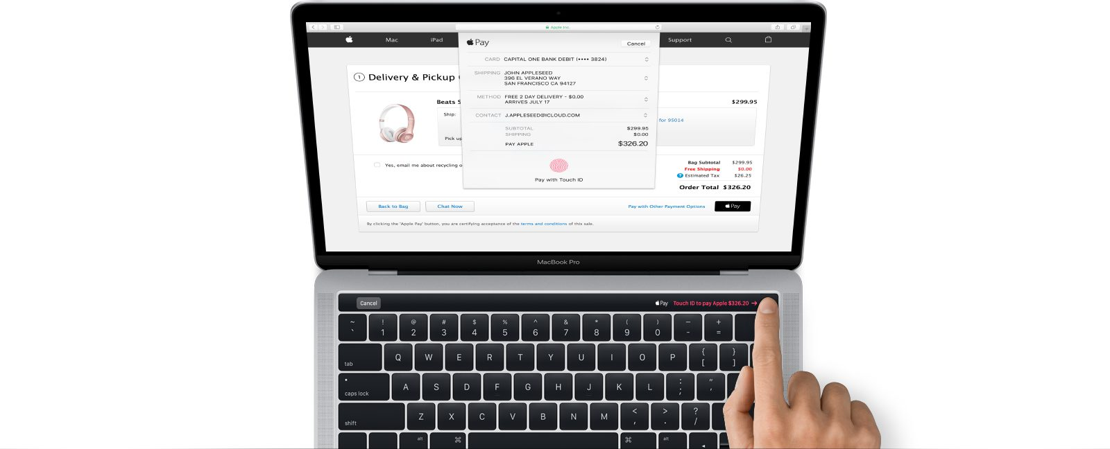 2016 MacBook Pro Features
