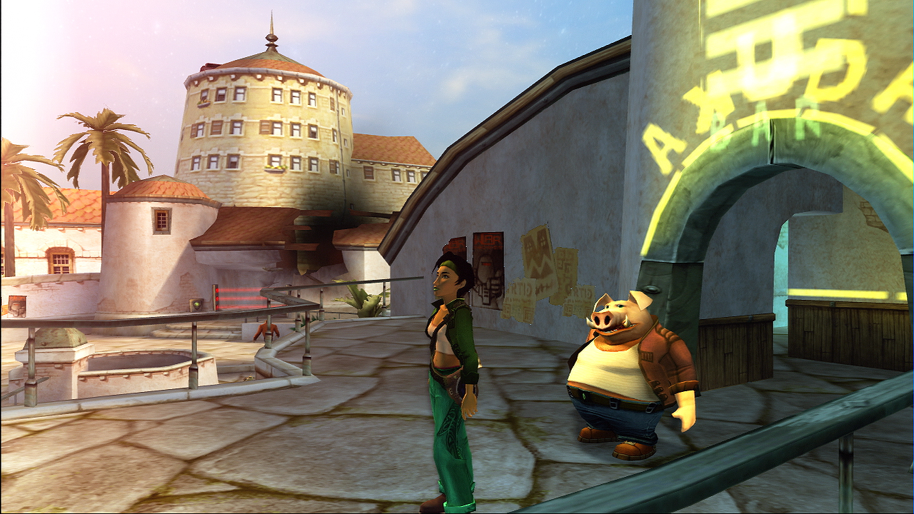 Beyond Good and Evil Free PC Game Download
