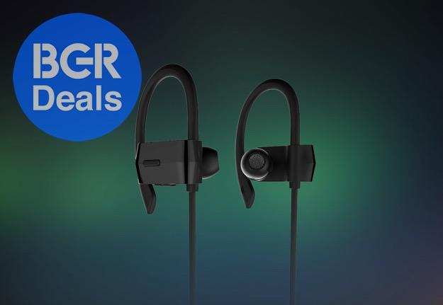Best Sweatproof Earbuds Wireless