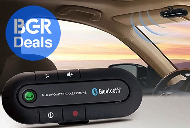 add bluetooth to car without aux