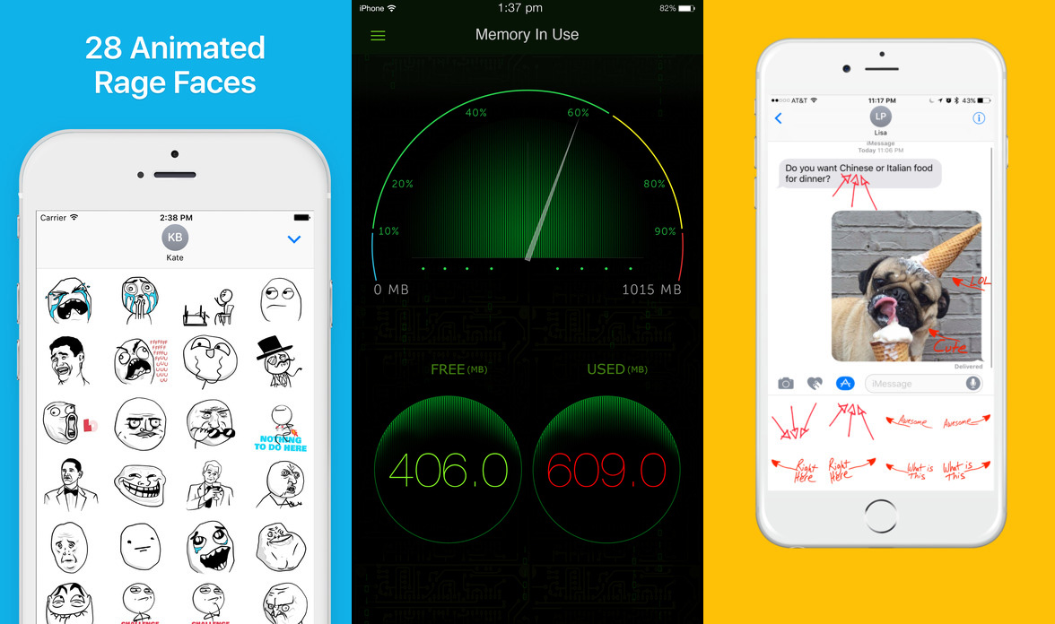 Best Free iPhone Apps