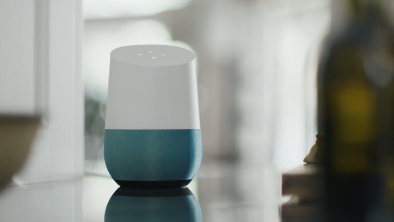 Google Home audio ads