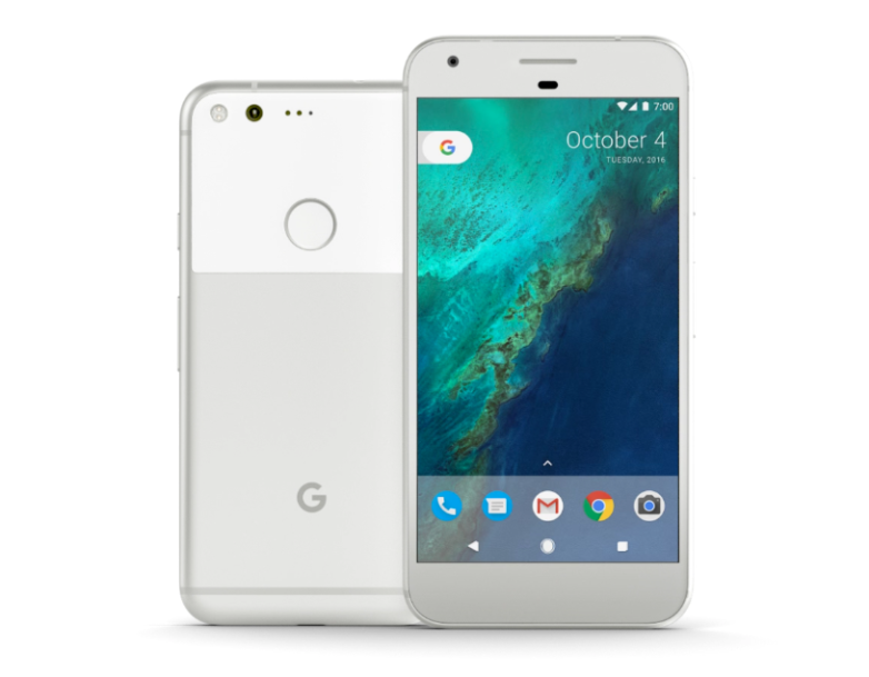 Pixel and Pixel XL Specs