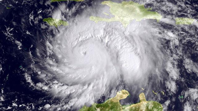 Hurricane Matthew Tracking Evacuation