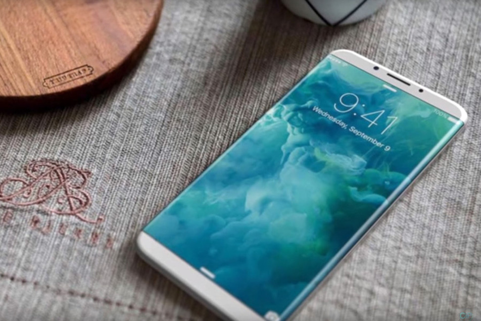 iPhone 8 Rumors Stainless Steel