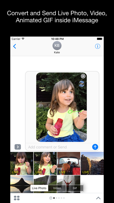 live-convert-for-imessage
