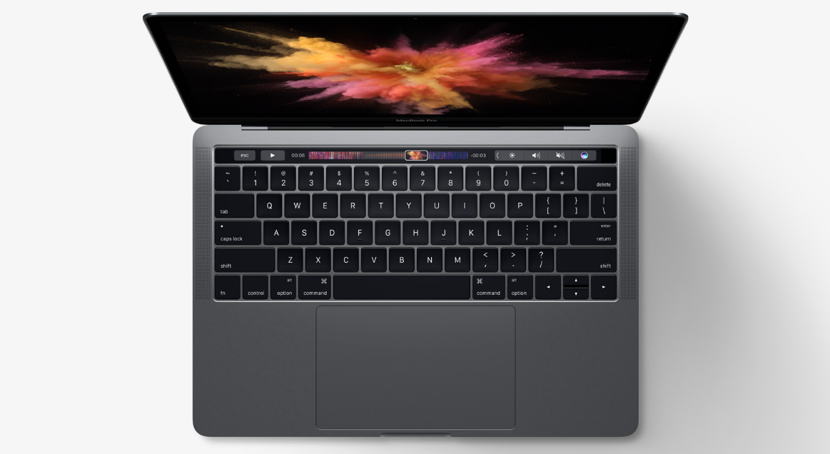 MacBook Pro 2016 Reveal