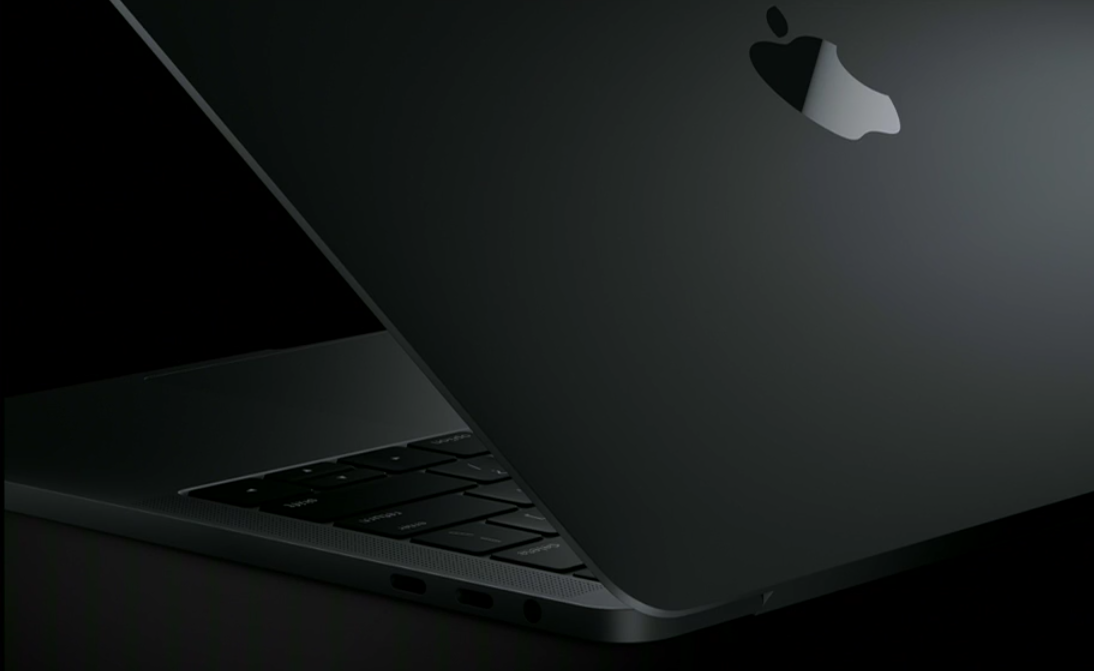 MacBook Pro 2016 features