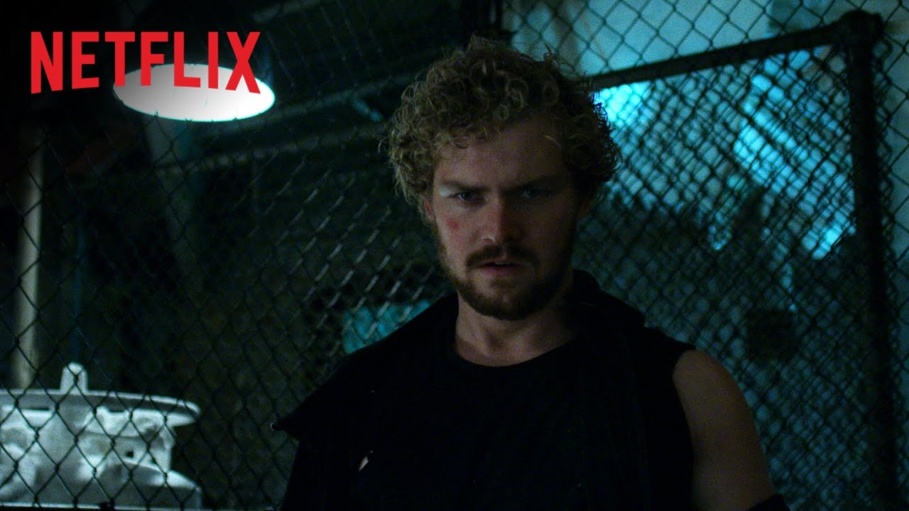 Iron Fist Marvel NYCC Trailer