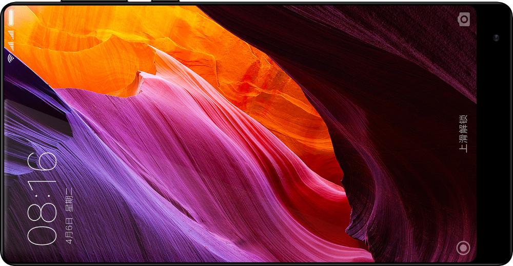 Xiaomi Mi Mix vs. iPhone 8