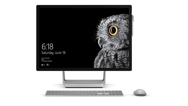 Meet surface studio microsoft s first all in one windows desktop
