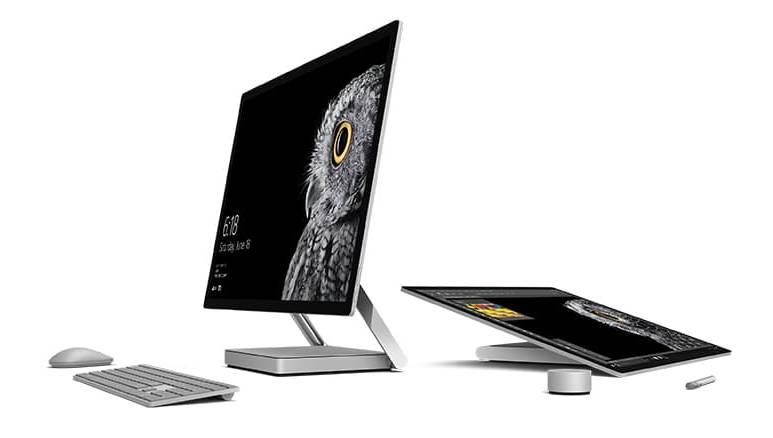 Surface Studio Design Tricks