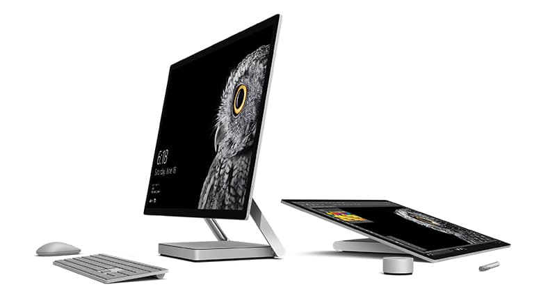 Surface Studio Design Tricks