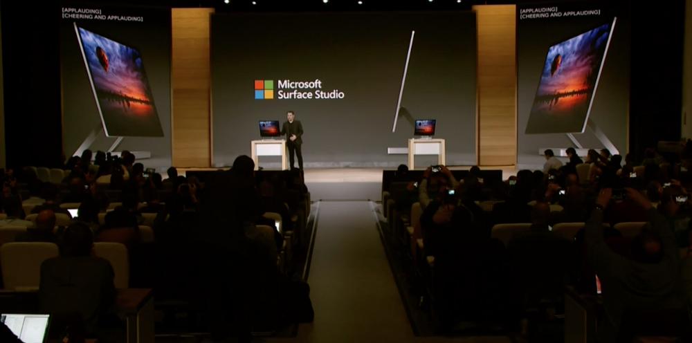 Surface Studio Release Date Price Specs