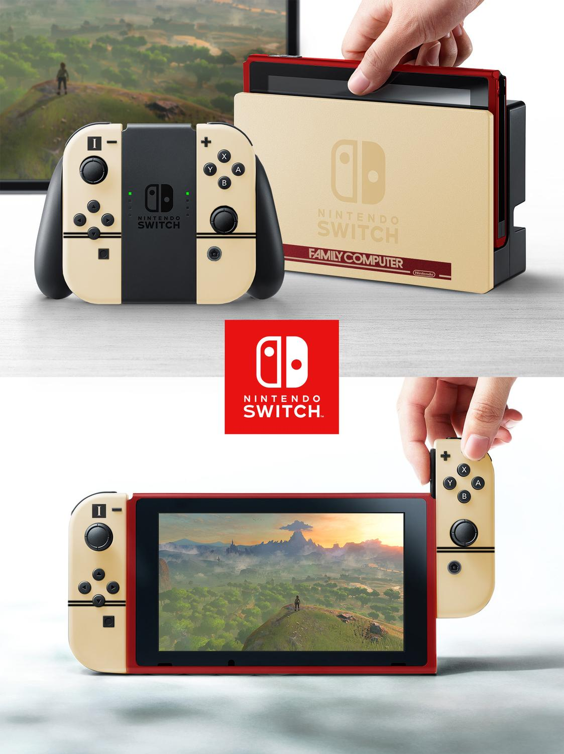 Look how easy it would be for Nintendo to make the Switch