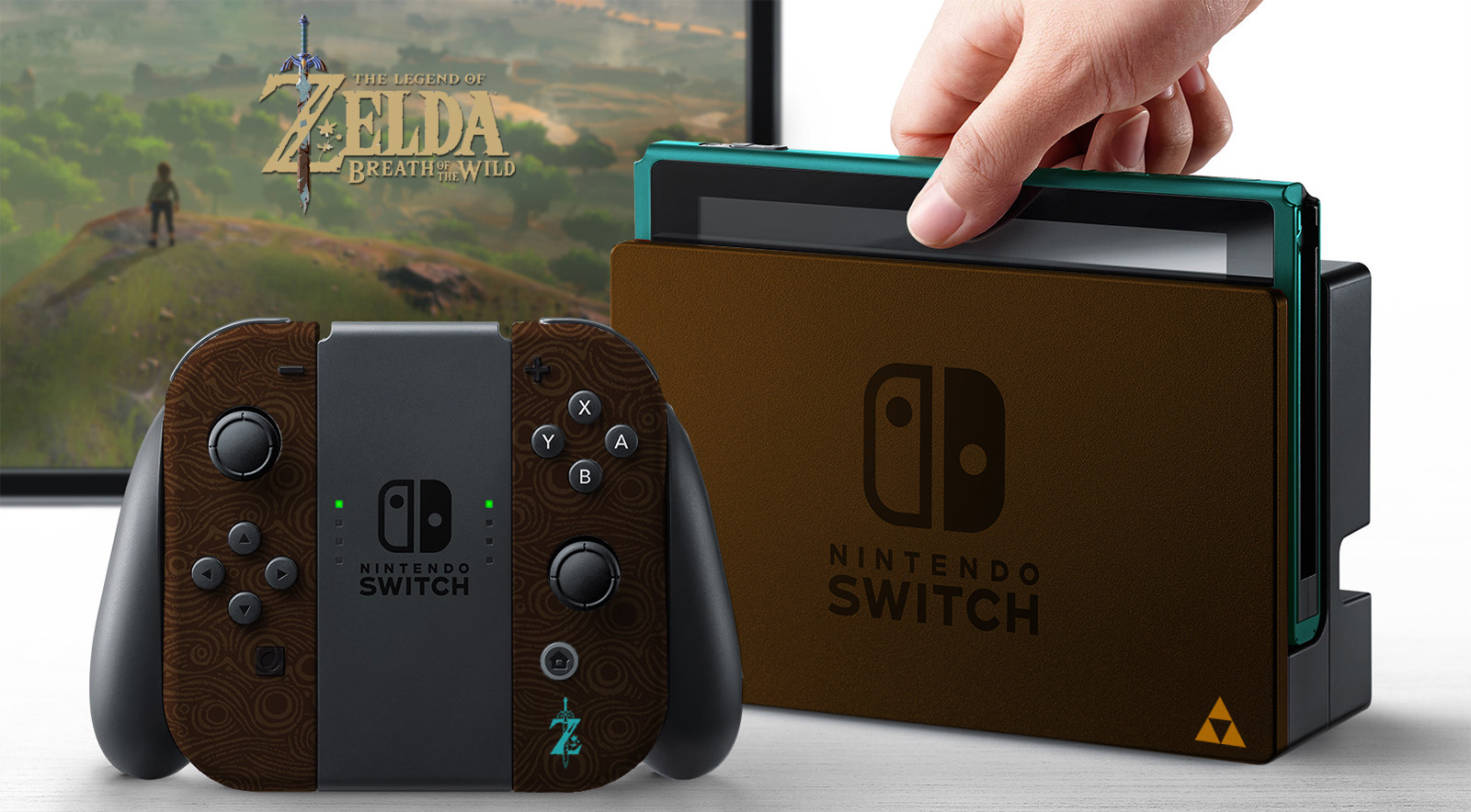 Nintendo Switch Different Colors