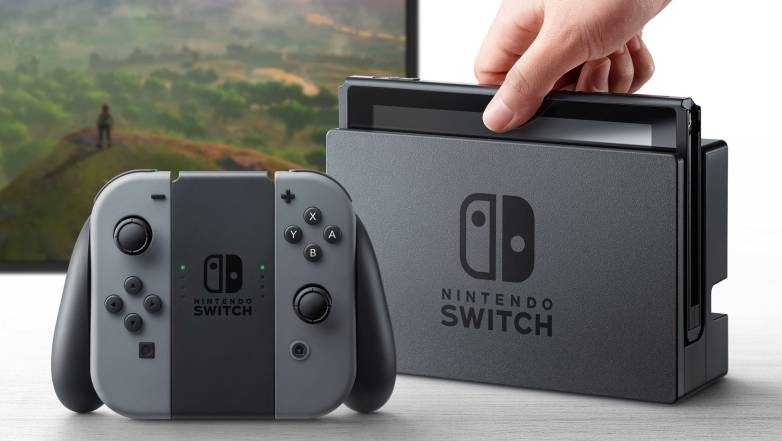Nintendo Switch hands-on event