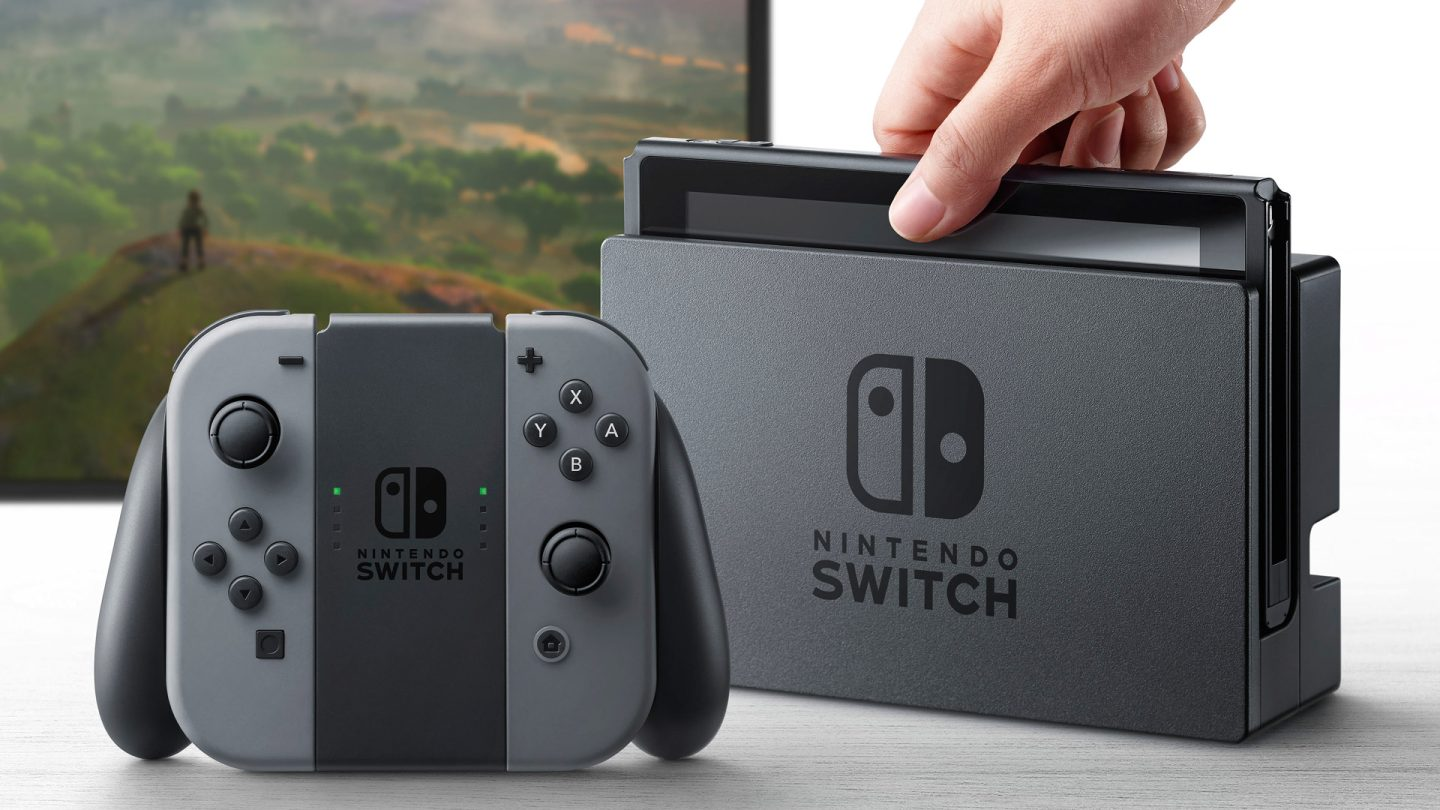 Nintendo Switch Specs Official