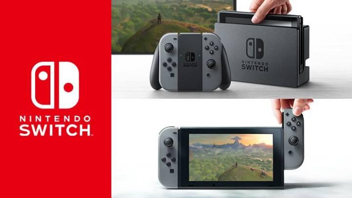 Nintendo Switch Presentation 2017