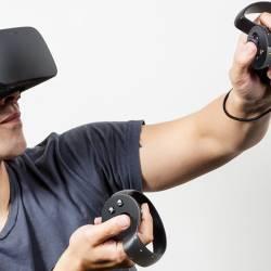 Oculus Rift VR standalone headset
