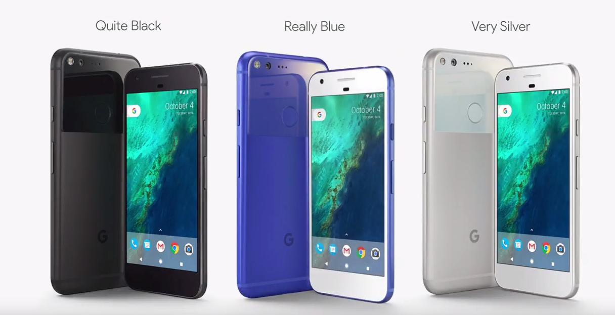 Google Pixel XL Release Date Specs Announced