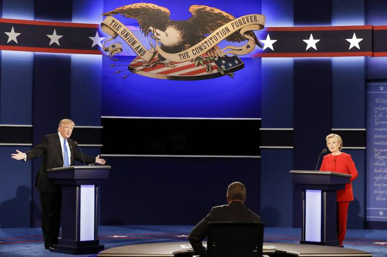 Watch Second Presidential Debate