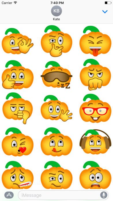 pumpkin-halloween-sticker-for-imessage