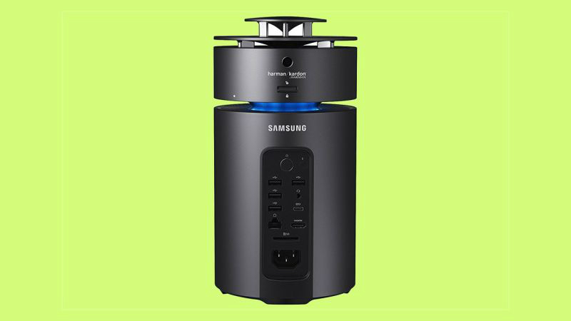 samsung released a 1 200 mac pro clone while we were talking about exploding notes bgr. Black Bedroom Furniture Sets. Home Design Ideas