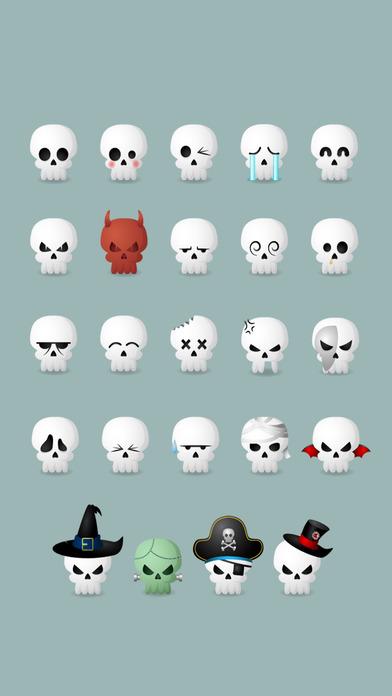 skully-emoji-stickers