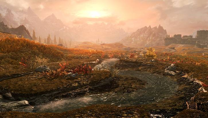 Fallout 4 Skyrim PS4 Mod Support