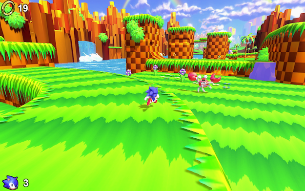 Sonic Utopia Fan Game