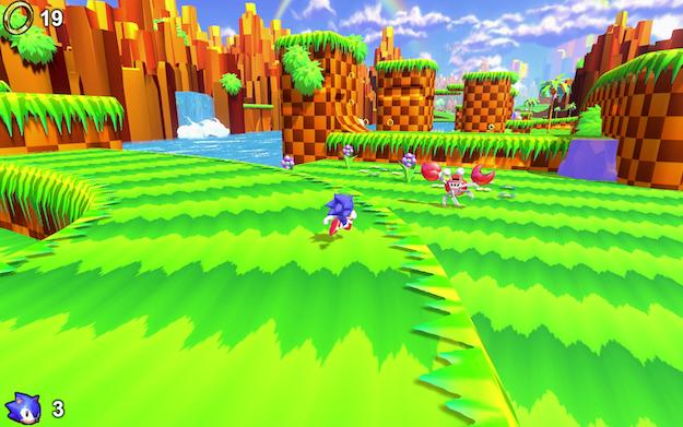 Sonic Utopia Fan Game